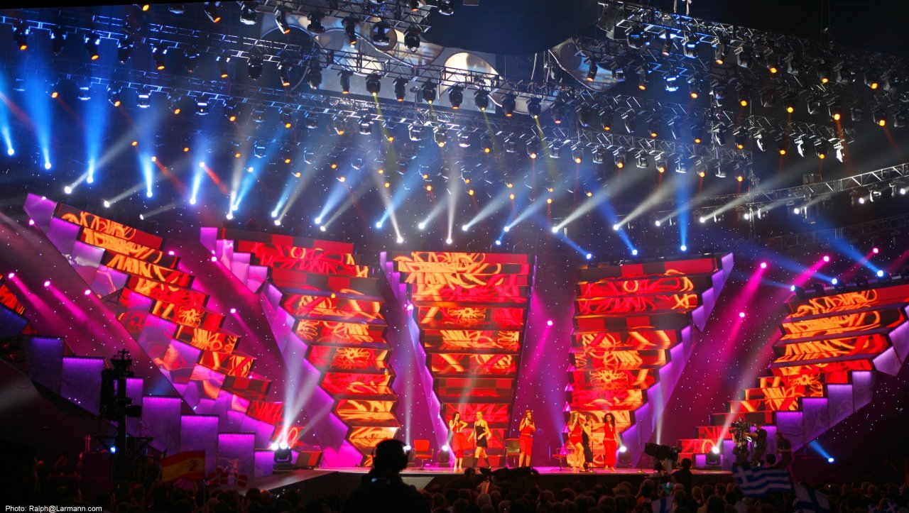Eurovision 2006 stage