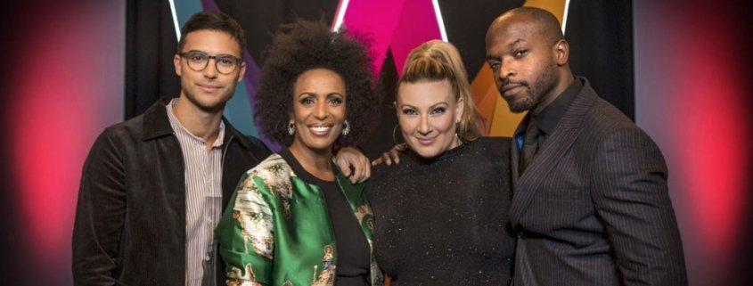 Melodifestivalen 2019 hosts