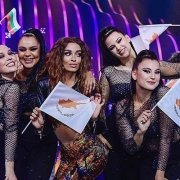 foureira cyprus flags