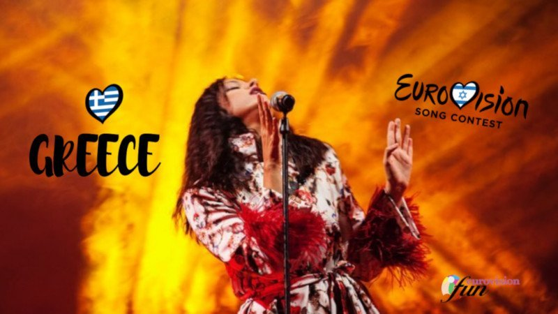 Greece Archives - Eurovision News | Music | Fun