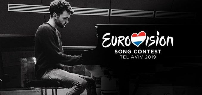 duncan laurence eurovision 2019