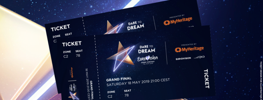 2019 Eurovision tickets prices