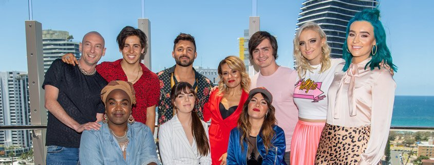 Eurovision Australia Decides Artists