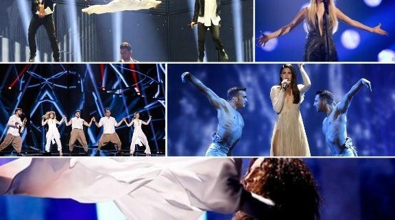 Greece Eurovision 2014 2015 2016 2017 2018